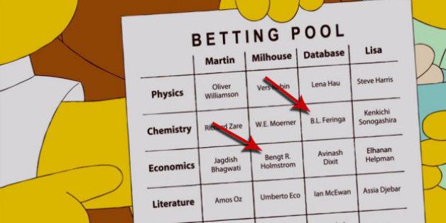 """""""Les Simpson"""" avaient prédit en 2010 la victoire de deux prix Nobel 2016"""