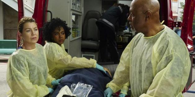 """""""Grey's Anatomy"""": Schwierige Notfälle und interne Beziehungskonflikte sind Alltag für die jungen Ärzte im Grey Sloan Memorial Krankenhaus von Seattle."""