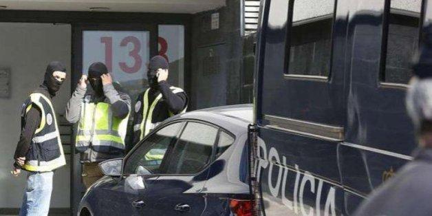 Quatre Marocains membres de Daech arrêtés entre l'Espagne et le Maroc