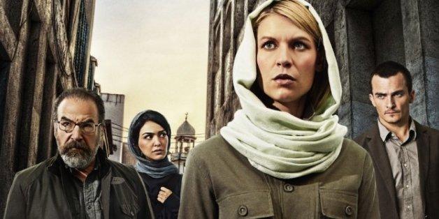"""La série """"Homeland"""" est en tournage au Maroc"""