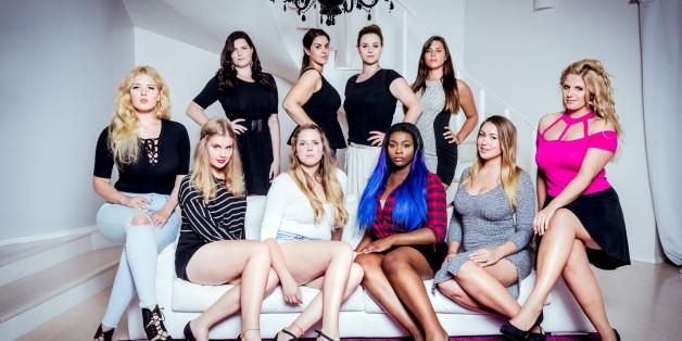 """""""Curvy Supermodel"""" heißt die neue Show bei RTL 2 - und auch im Live-Stream"""