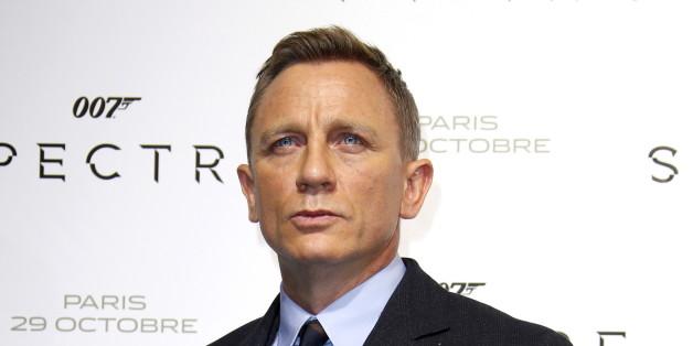 """Daniel Craig - gibt er noch einmal den """"James Bond""""?"""
