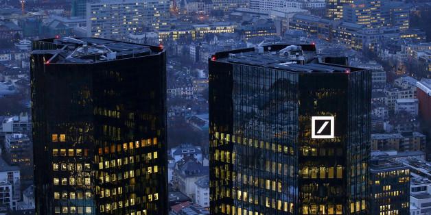Die Deutsche Bank zahlt mehr für geliehenes Geld als andere große europäischen Banken.