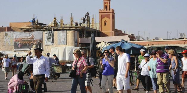 """L'objet suspect retrouvé près d'un hôtel à Marrakech n'est """"absolument"""" pas un engin explosif"""