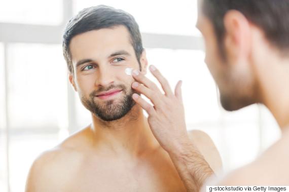 man face cream