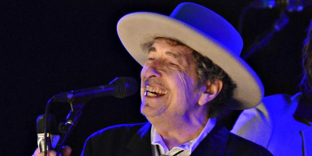 Bob Dylan bekommt Literaturnobelpreis