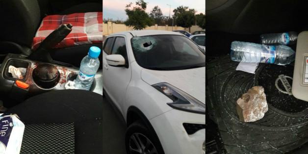Une famille blessée par des jets de pierres sur l'autoroute Casablanca-Rabat