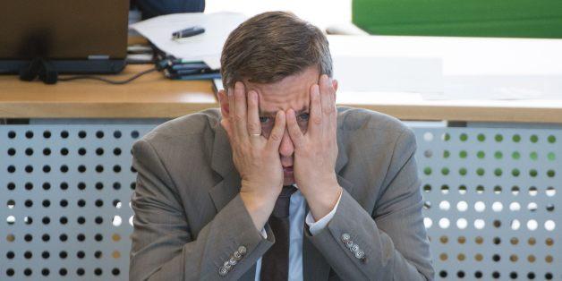 Martin Dulig (vorne im Bild)