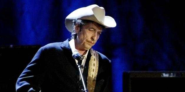 Der Musiker Bob Dylan hat den Literaturnobelpreis gewonnen.