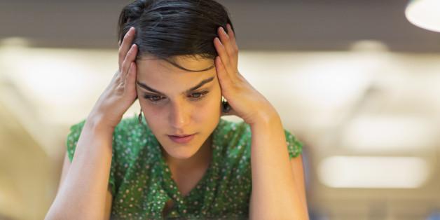 Fast zwei Drittel der Deutschen fühlt sich mindestens manchmal gestresst - so eine Studie der TK