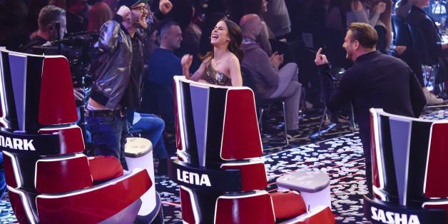 """Lena Meyer-Landrut steigt bei """"The Voice Kids"""" aus - das hat sie nun auf Twitter bekannt gegeben"""