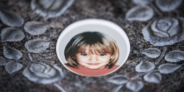 Die Grabstein der neunjährigen Peggy - nun wurden DNA-Spuren von Uwe Böhnhardt gefunden
