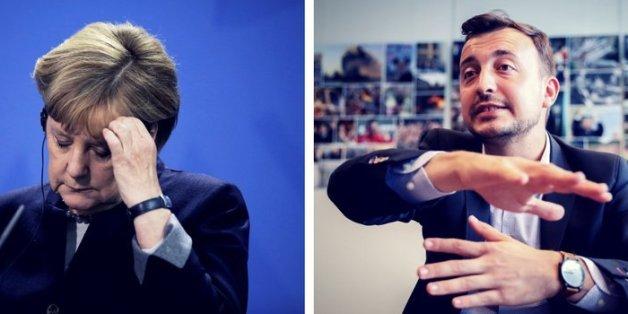 """Junge-Union-Chef Ziemiak kritisiert Merkel: """"Großes Chaos statt großer Koalition"""""""