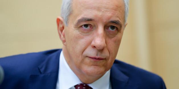 Stanislaw Tillich spricht am 14. Oktober im Bundesrat