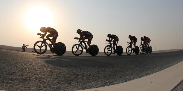 Die UCI-Straßen-Weltmeisterschaft findet dieses Jahr in Doha, Katar, statt: Am Freitag fragen die Junioren-Radsportler um den Titel