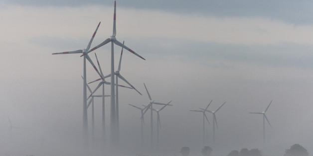 Die Ökostrom-Umlage steigt im nächsten Jahr auf 6,88 Cent