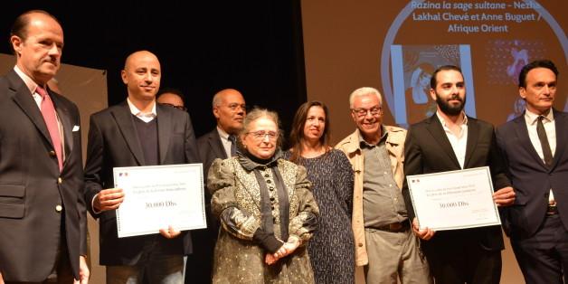 Le Prix Grand Atlas 2016 décerné aux écrivains Reda Sadiki, Nezha Lakhal-Chevé et Anne Buguet et au traducteur Mohamed Grou