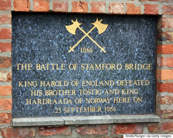 stamford bridge battle