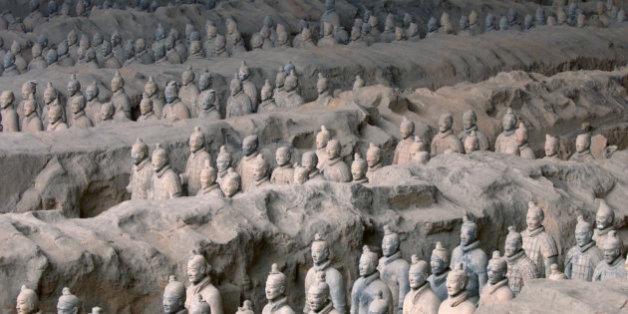 La fameuse armée de terre cuite chinoise aurait été inspirée par les Grecs (et ça change tout)