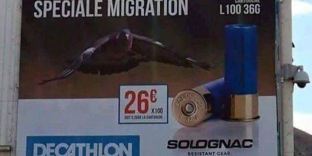Cette pub maladroite de Décathlon fait la joie des anti-migrants