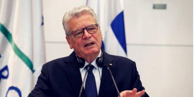 Bundespräsident Joachim Gauck hat sich in einem Interview an die sogenannten Wutbürger gewendet