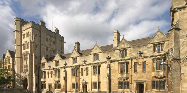 An der Oxford-Universität werden rund 19.000 Studenten unterrichtet.