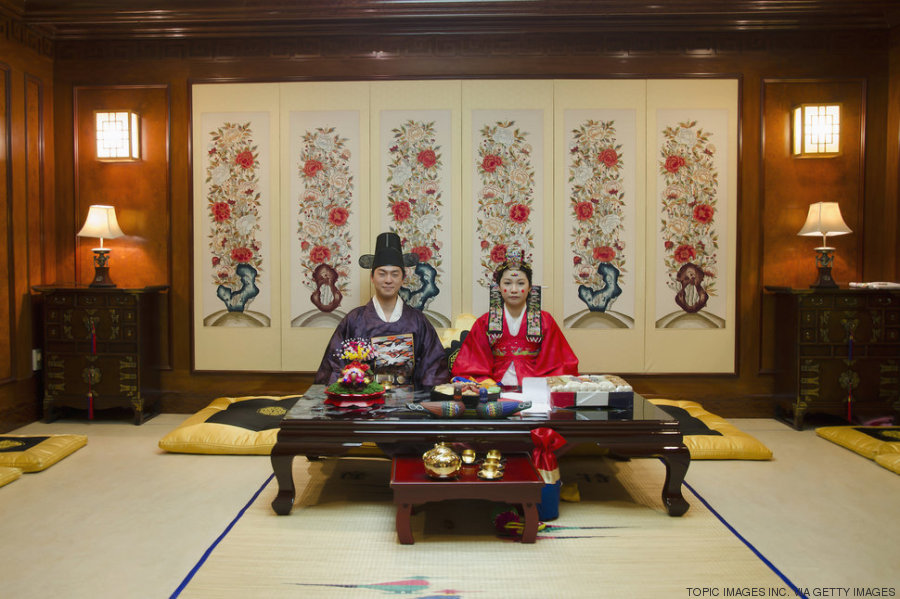 boda corea