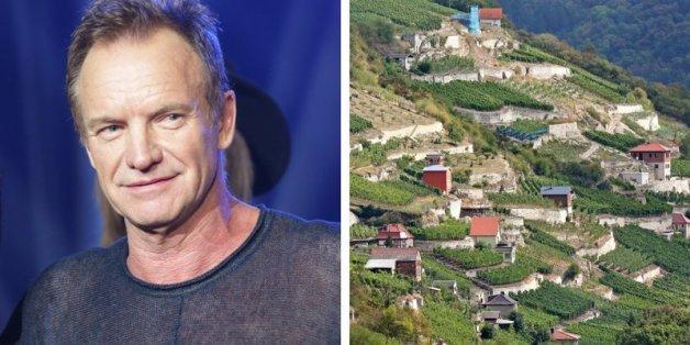 Sting gibt sich selbst gerne als Menschenfreund.