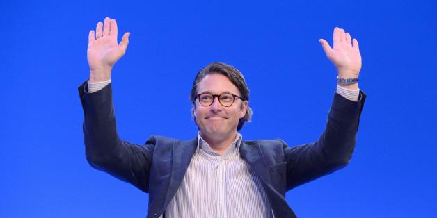 Andreas Scheuer (CSU) auf dem Deutschlandtag der Jungen Union