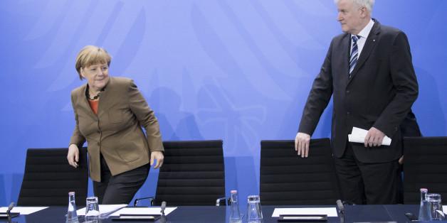 "Seehofer schickt Kampfansage an Merkel: ""Wir brauchen den CSU-Chef in Berlin"""