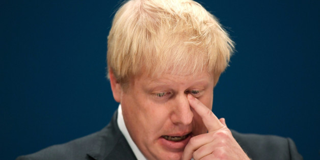 Eine brisante Entdeckung enthüllt, dass der britische Außenminister Boris Johnson sich kurzfristig für das Brexit-Lager entschieden hatte