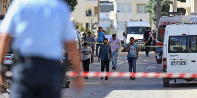 IS-Anschlag in Türkei: Mehrere Tote während Razzia