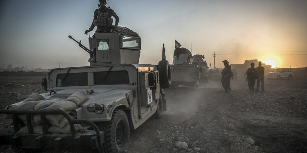 Weitere Offensive gegen den IS im Irak - UN prüfen Berichte über Massaker