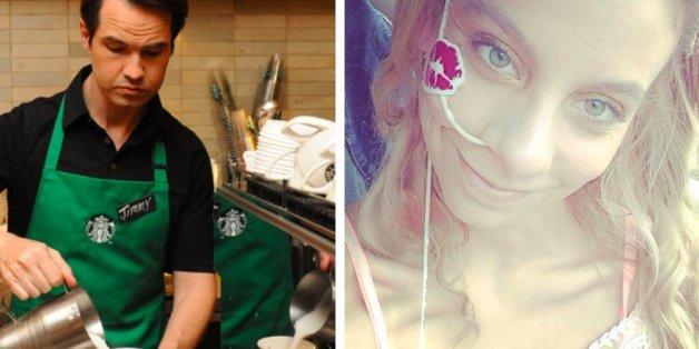 Mit einer einfachen Botschaft rettet ein Starbucks-Mitarbeiter einem jungen Mädchen das Leben