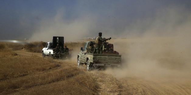 30.000 Kämpfer stürmen auf IS-Hochburg Mossul: Allianz meldet erste Erfolge