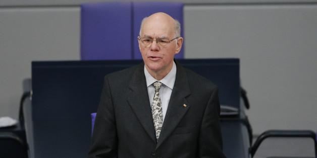 Bundestagspräsident Lammert will nicht wieder kandidieren