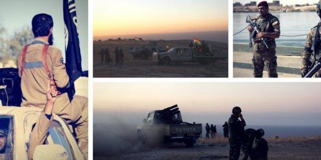 Sturm auf Mossul: Was die Schicksalsschlacht gegen den IS für die Region und Europa bedeutet