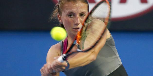 Annika Beck spielt am Dienstagmittag bei der WTA Luxemburg. So seht ihr das Tennis-Spiel im Live-Stream