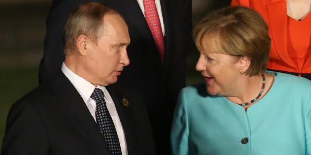 """Ukraine-Gipfel in Berlin: """"Putin steht massiv unter Druck"""""""