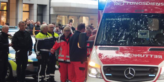 Im nordrhein-westfälischen Düren ist ein Mann bei Schüssen ums Leben gekommen, eine Frau wurde schwer verletzt