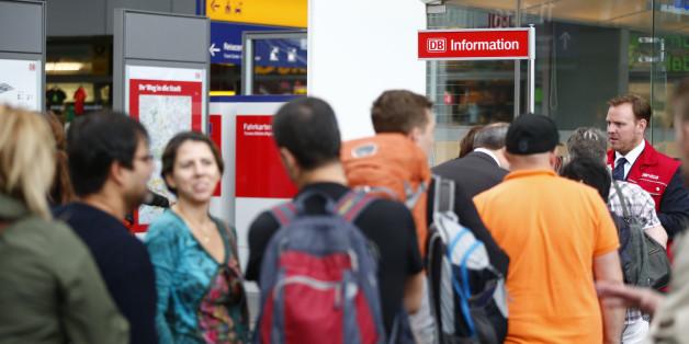 Der Fernsehsender ZDF hat in einer Dokumentation die Deutsche Bahn überprüft
