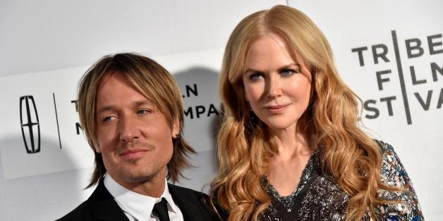 Einer der wenigen gemeinsamen Auftritte des Paares beim Tribeca Film Festival