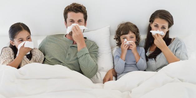 Oktober und November sind die optimale Zeit sich gegen Grippe zu impfen