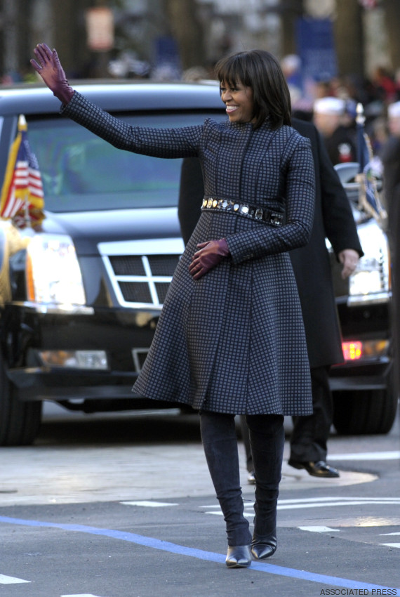 swearingin michelle obama