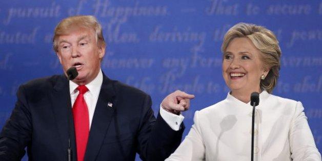Pendant le 3e débat face à Hillary Clinton, Donald Trump a gâché son ultime chance de se présidentialiser