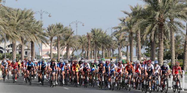 Abu Dhabi Tour kommt ab Donnerstag auch im Live-Stream (zuletzt fuhren einige Fahrer bei der Rad-WM im nahen Doha)
