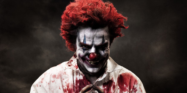 A stock photo of a creepy evil vampire clown.[url=http://www.istockphoto.com/search/lightbox/10593020#1071a130][IMG]http://www.bellaorastudios.com/banners/new01.jpg[/IMG][/url]