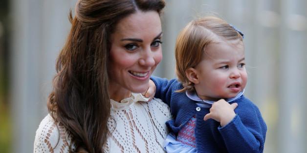 Royaler Nachwuchs: Die kleine Charlotte, die Tochter von Prinz William und seiner Kate, liebt Pferde