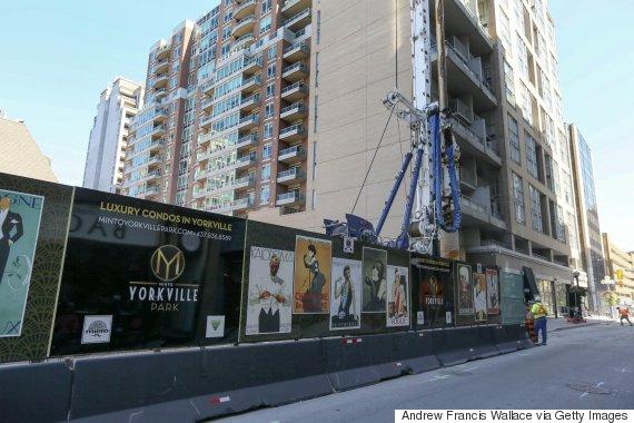 toronto home construction