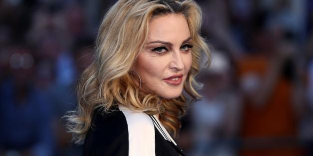 Die Sängerin Madonna unterstützt Clinton im US-Wahlkampf: Sie will jedem ihrer Wähler einen Blowjob geben